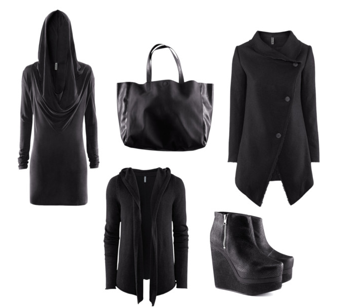 Rick Owens dupe on the high street | A Living Diary