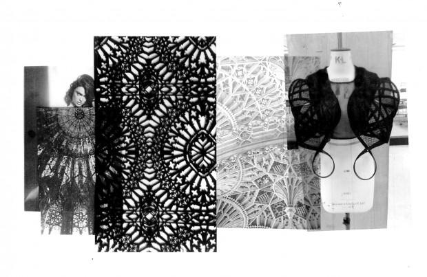 amy davidson, menswear, gothic fashion, manchester, graduate fashion week, mulberry award, student