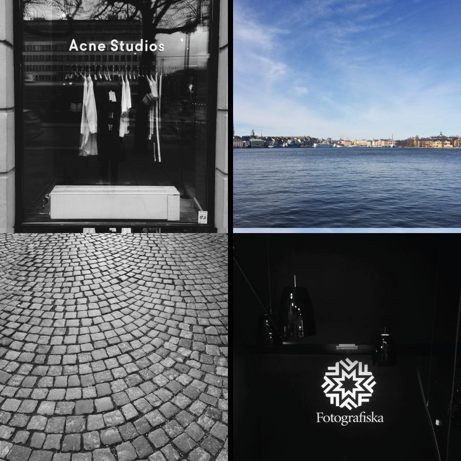 stockholm, acne studios, södermalm, sweden, fotografiska