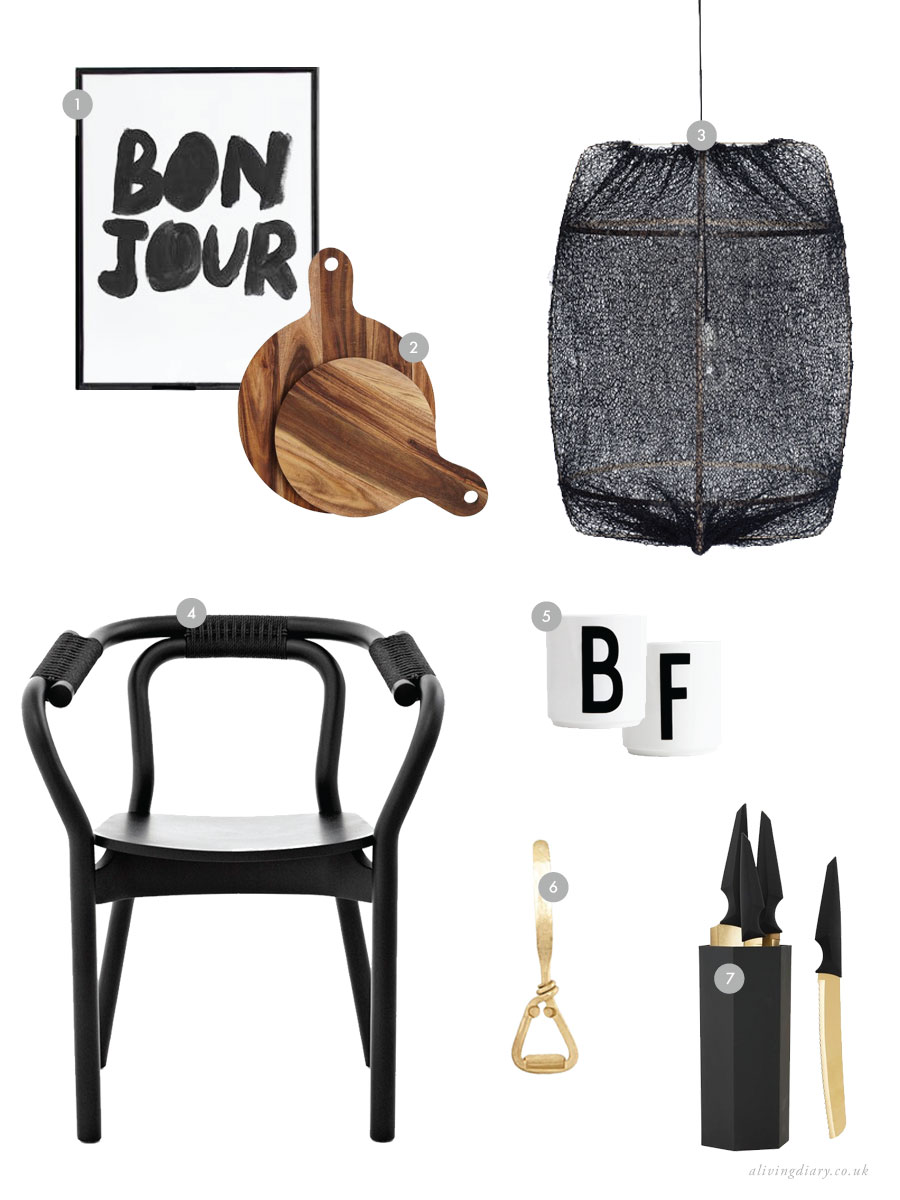Bodie and Fou Warehouse Sale - Moodboard | A Living Diary